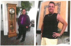 Testimonial Before and After